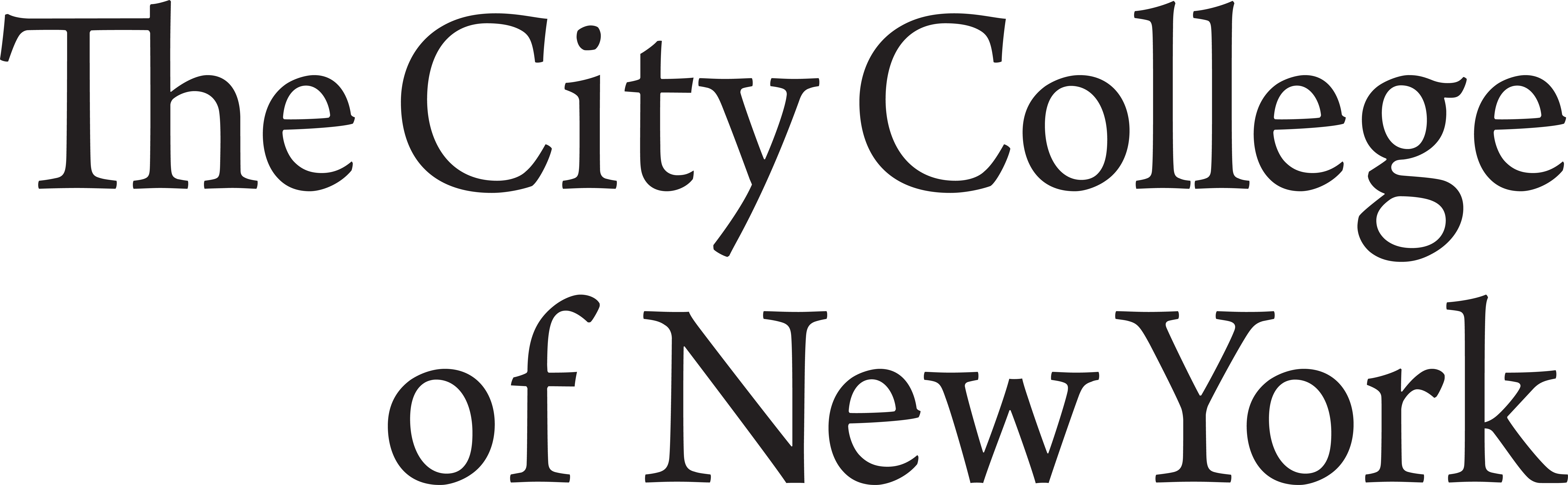 The City College of New York Website Link